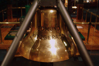 Bell from the Edmund Fitzgerald